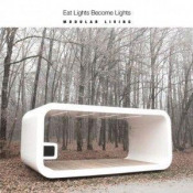 Modular Living by EAT LIGHTS BECOME LIGHTS album cover