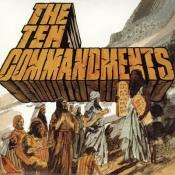 Ten Commandments by SALAMANDER album cover