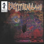 Pike 252 - Bozo In The Labyrinth by BUCKETHEAD album cover