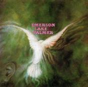 Emerson Lake & Palmer by EMERSON LAKE & PALMER album cover