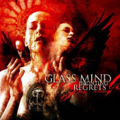 Haunting Regrets by GLASS MIND album cover