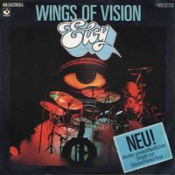 Wings Of Vision / Sunset by ELOY album cover