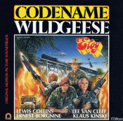 Codename Wildgeese (OST) by ELOY album cover