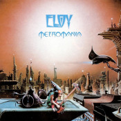 Metromania by ELOY album cover