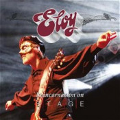 Reincarnation On Stage by ELOY album cover