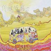 Magic Bus by MAGIC BUS album cover