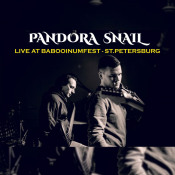 Live at Babooinumfest by PANDORA SNAIL album cover