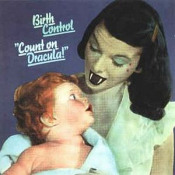 Count on Dracula  by BIRTH CONTROL album cover