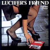 Good Time Warrior by LUCIFER'S FRIEND album cover
