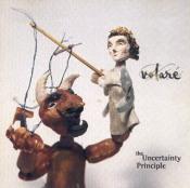 The Uncertainty Principle by VOLARÉ album cover