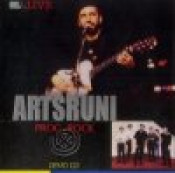 The Lost and Found, Live Album by ARTSRUNI album cover
