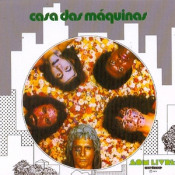 Casa das Máquinas by CASA DAS MÁQUINAS album cover