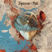 Invention of Knowledge by ANDERSON/STOLT album cover